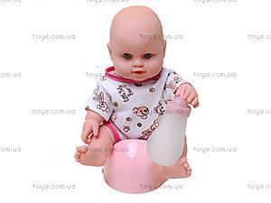 Кукла-пупс интерактивная Lovely Baby, 13014, отзывы