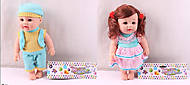 Кукла-пупс 29 см музыкальная 2 вида, 8816-102104, фото