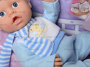 Кукла-пупс для девочек Baby Doll, DU222HA, фото