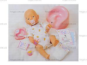 Интерактивная кукла - пупс с аксессуарами , 671, купить