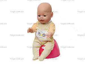 Детская интерактивная кукла - пупс Ляля, 8001-2R, фото