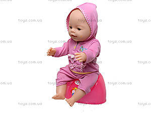 Кукла - пупс Ляля с функциями, в коробке, 8001-4R, фото