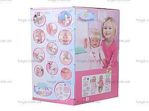 Кукла - пупс несколько функций, можно купать, 8004-402B403A, фото