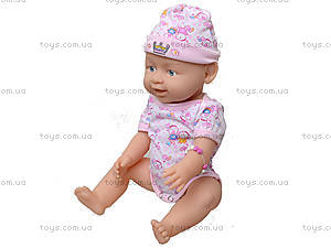 Кукла-пупс с несколькими функциями, 8004-408A, фото