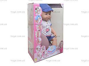 Кукла интерактивная с аксессуарами, 8004-414, фото