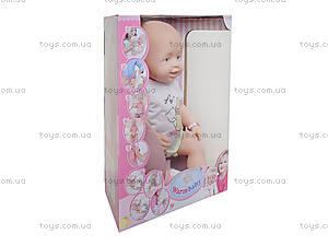 Интерактивная кукла - пупс с функциями, 8004-415, фото