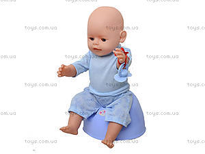 Интерактивная кукла - пупс с эффектами, 807866-1E, фото