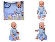 Интерактивная кукла - пупс с эффектами, 807866-1E, отзывы
