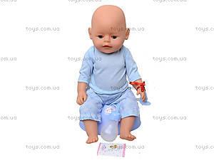 Интерактивная кукла - пупс с эффектами, 807866-1E, цена