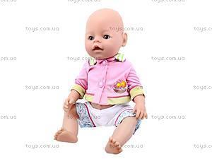Кукла-пупс «Baby», RT05068-25, фото