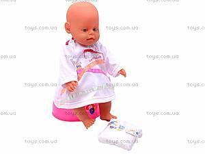 Кукла-пупс Baby Doll, для девочек, 058G