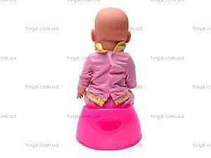 Кукла-пупс Baby Doll интерактивная, 8001-3, фото