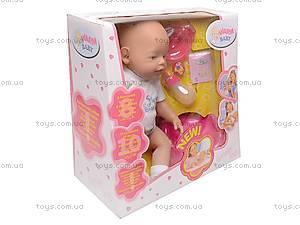 Кукла-пупс «Baby Doll» интерактивный, 058-9