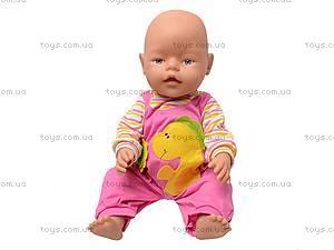 Кукла-пупс Baby Doll интерактивный, 058-19, купить