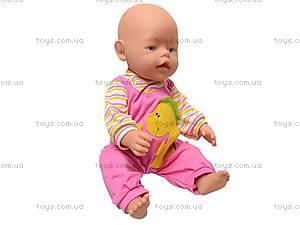 Кукла-пупс Baby Doll интерактивный, 058-19, фото