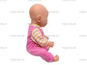Кукла-пупс Baby Doll интерактивный, 058-19, отзывы
