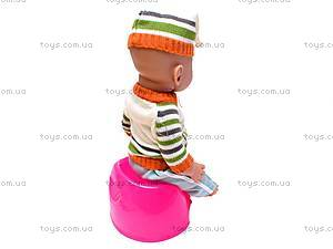 Кукла-пупс Baby Doll мальчик, 8001-Q, фото