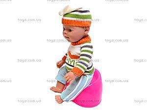 Кукла-пупс Baby Doll мальчик, 8001-Q, цена