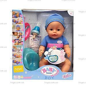 Кукла-пупс Baby Born «Очаровательный малыш», 819203, купить