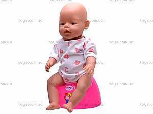 Кукла-пупс Baby Doll с аксессуарами, 058