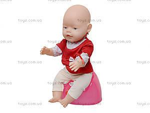 Кукла-пупс Baby Doll, 058-5, отзывы
