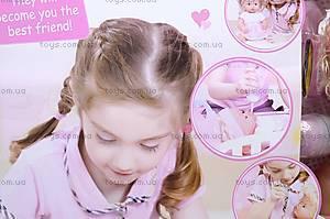 Кукла-пупс «Baby Toby», 10 функций, 30702C11, игрушки