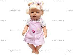 Кукла-пупс «Baby Toby», 8 функций, 30712A3, купить