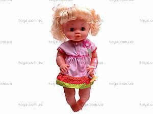 Кукла-пупс Baby Toby девочка, 30700A22, фото