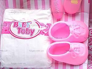Кукла-пупс Baby Toby девочка, 30700A22, цена