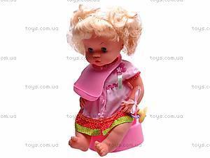 Кукла-пупс Baby Toby девочка, 30700A22