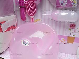 Кукла-пупс «Baby Toby» с аксессуарами, 30712B14, детский