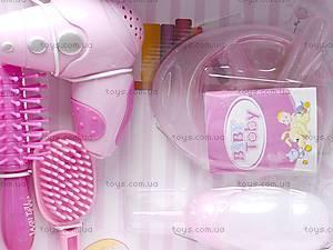 Кукла-пупс «Baby Toby» с аксессуарами, 30712B14, Украина