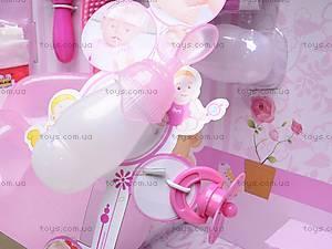 Кукла-пупс «Baby Toby» с аксессуарами, 30712B14, доставка