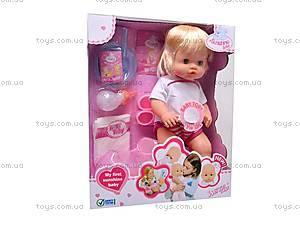 Кукла-пупс для детей, 82001-7, toys.com.ua