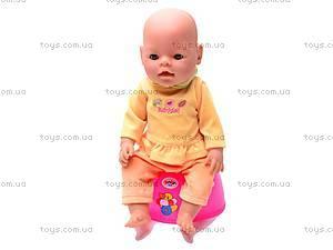 Кукла-пупс для детей Baby Doll, 8001-7