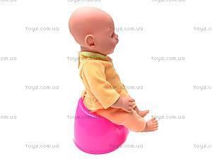 Кукла-пупс для детей Baby Doll, 8001-7, фото
