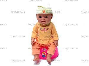 Кукла-пупс для детей Baby Doll, 8001-7, детские игрушки