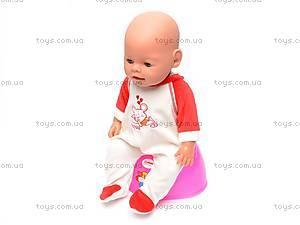 Кукла-пупс, интерактивная, 8002-6, купить
