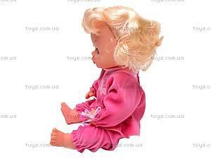Кукла-пупс интерактивная Baby Toby, 30700A1, toys.com.ua