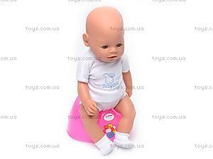 Кукла-пупс, интерактивный, 8002-9, купить