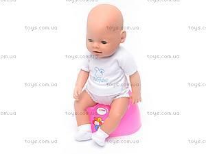 Кукла-пупс, интерактивный, 8002-9, фото