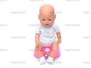 Кукла-пупс, интерактивный, 8002-9