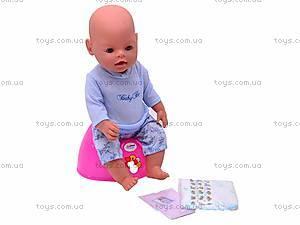 Кукла-пупс «Лялечка», 8002-10, фото