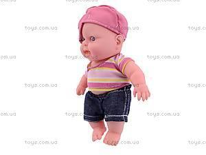 Кукла-пупс «Малышки», 12001A, фото
