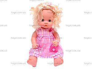 Кукла-пупс музыкальная, 30666-5B