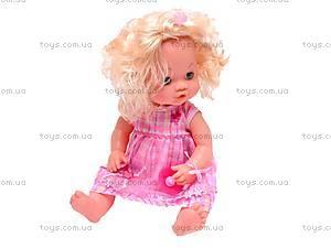 Кукла-пупс музыкальная, 30666-5B, детские игрушки