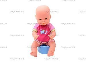 Кукла-пупс Nenuco с горшком, N202-A