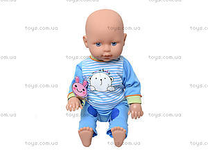 Интерактивная кукла-пупс, может ползать, 532929-229-3, купить