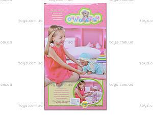 Интерактивная кукла-пупс, может ползать, 532929-229-3, фото