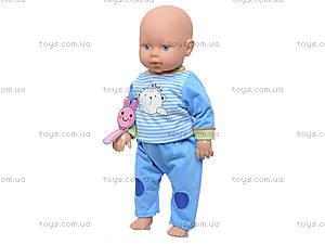 Интерактивная кукла-пупс, может ползать, 532929-229-3, детские игрушки